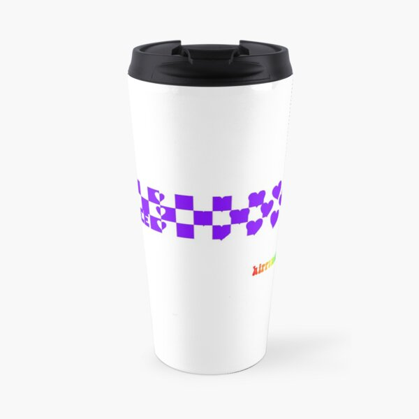 One Race the Human Race anti racist expression. Travel Mug