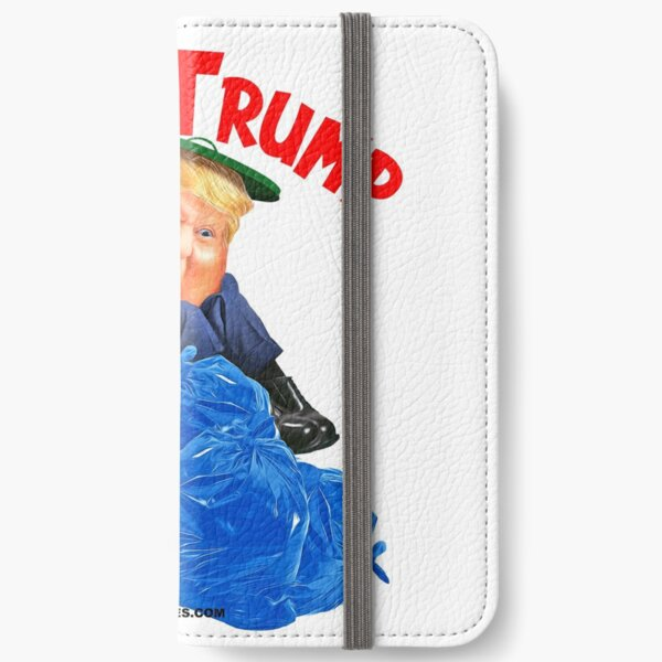 Dump Trump iPhone Wallet