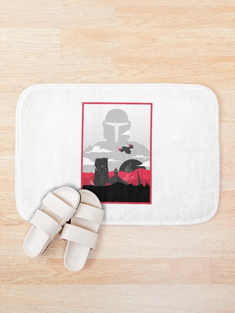 Alternate view of Gunslinger's Redemption Bath Mat
