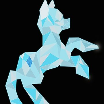Crystal Pony (maybe Diamond I dunno) by Eniac