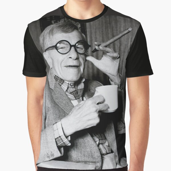 GEORGE BURNS Graphic T-Shirt