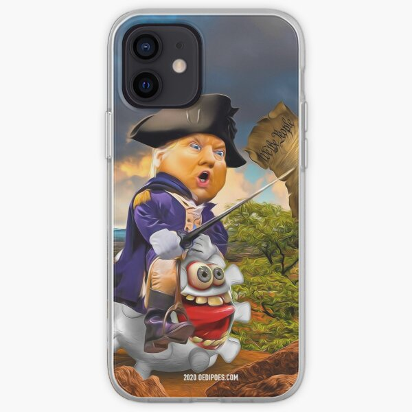 Trump Total Authority iPhone Soft Case