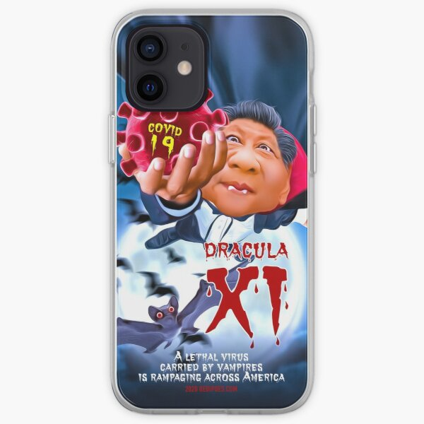 Dracula Xi iPhone Soft Case