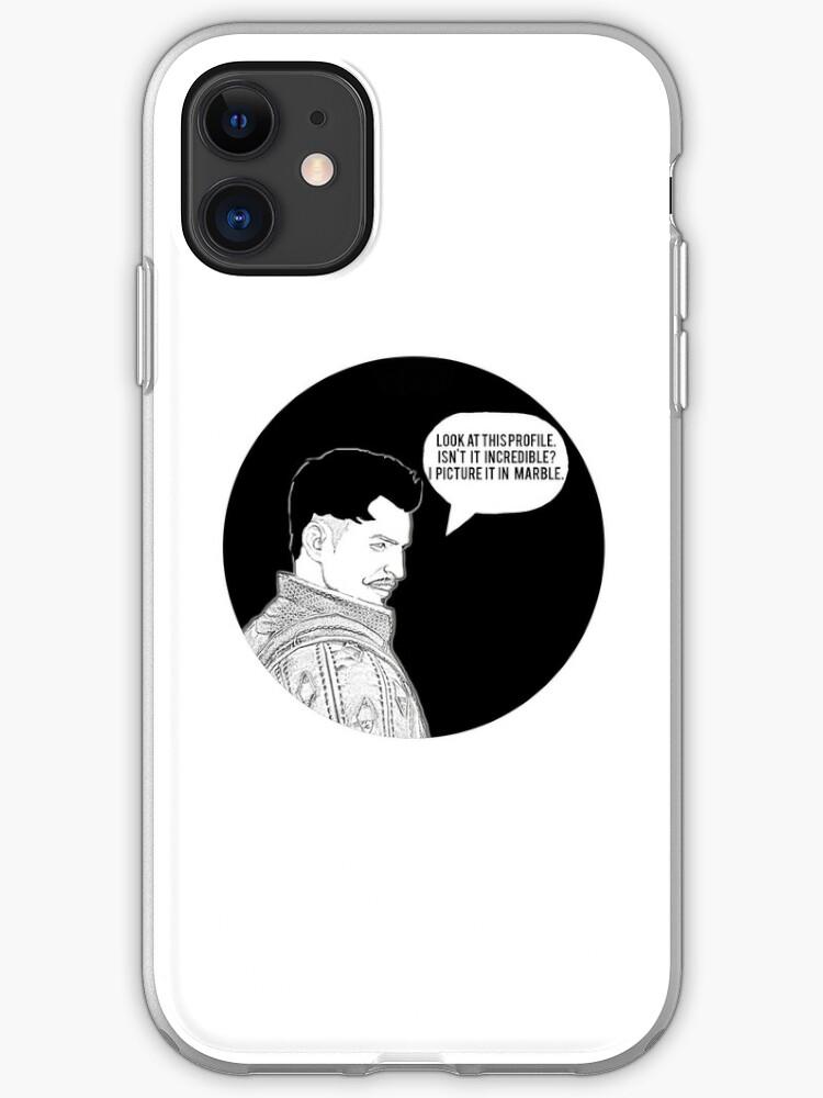 Dorian Pavus Dragon Age 2 iphone case