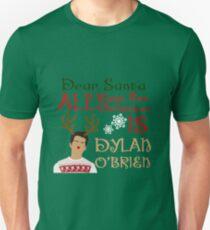 Christmas Stiles Unisex T-Shirt