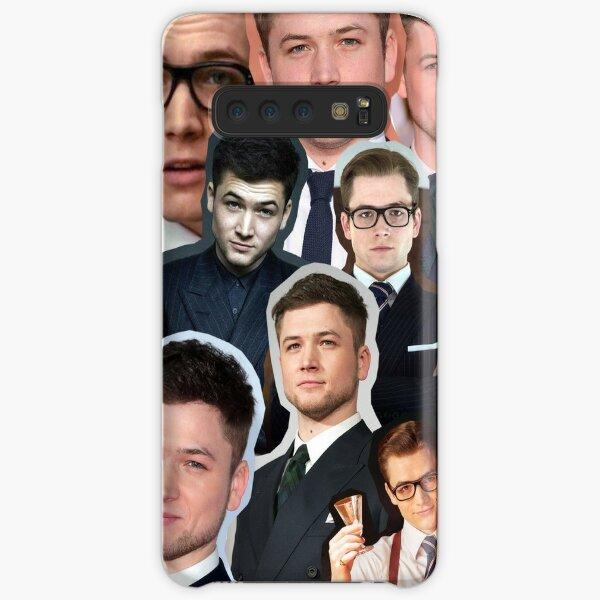 Taron Egerton Samsung Galaxy Snap Case