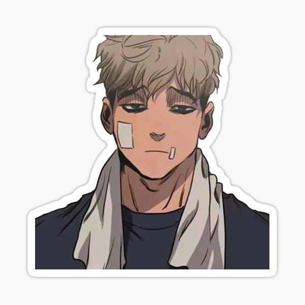 killing stalking sangwoo Sticker