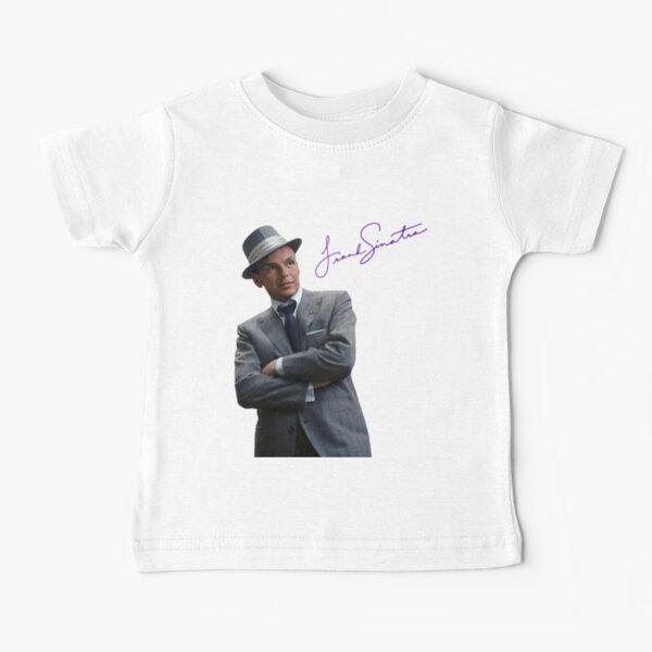 Frank Sinatra Casual Baby T-Shirt