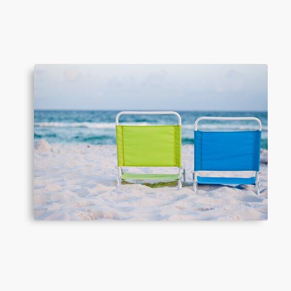 If I were a chair... Canvas Print