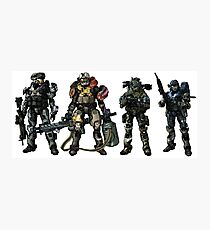 Halo Reach Photographic Print