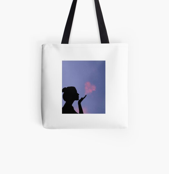 All Love All Over Print Tote Bag