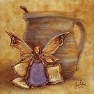 Cocoa Fairy by Janet Chui