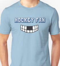 Funny Hockey Fan Unisex T-Shirt