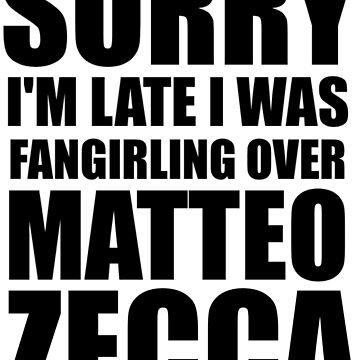 Sorry... Matteo Zecca by ThroughTheNight