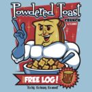 Powdered Toast Crunch by harebrained