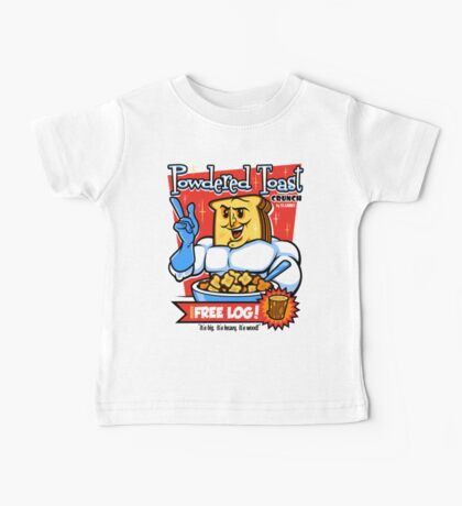 Powdered Toast Crunch Kids Clothes