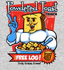 Powdered Toast Crunch Kids Pullover Hoodie