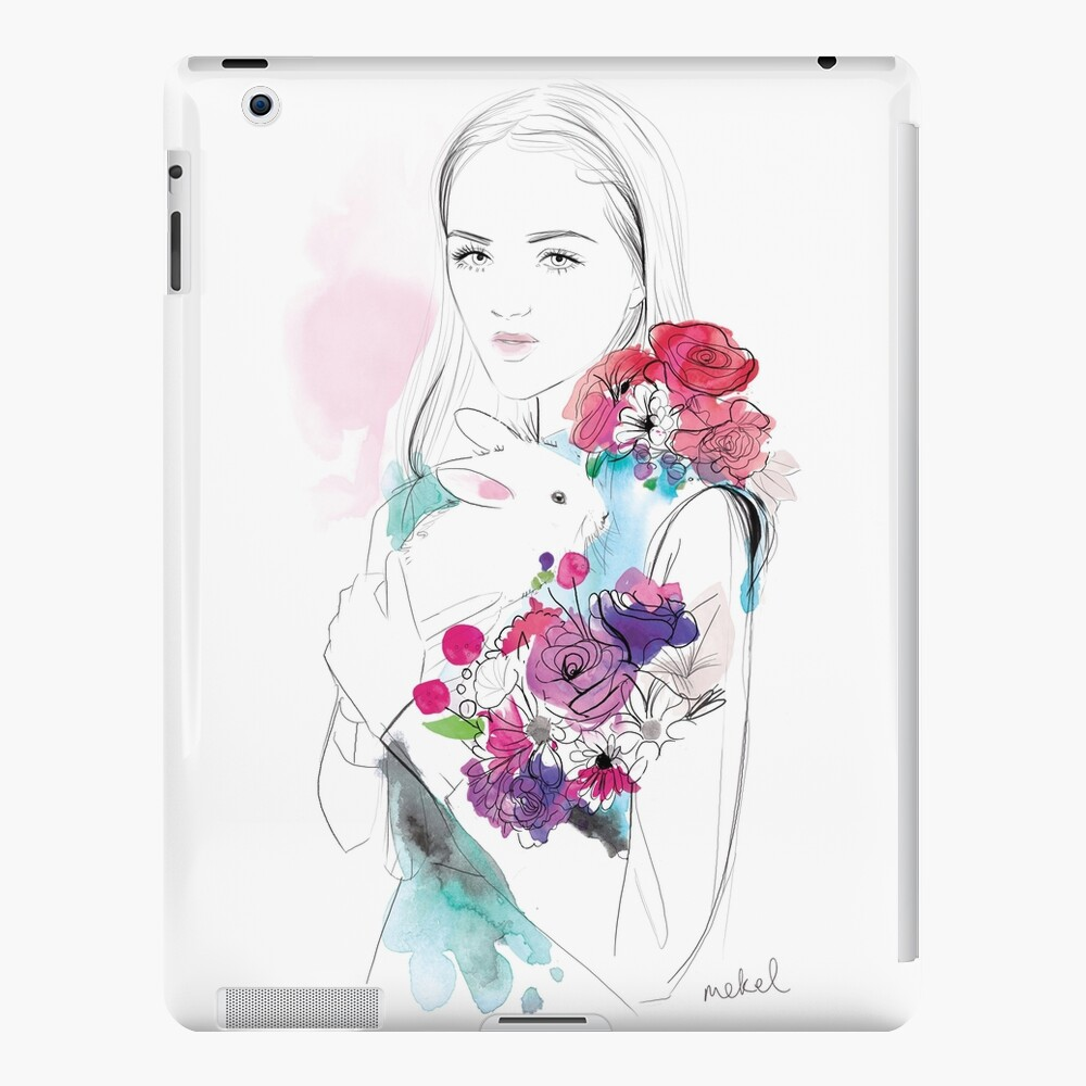Flowers for Spring iPad Case & Skin
