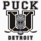 Detroit Hockey by SportsT-Shirts