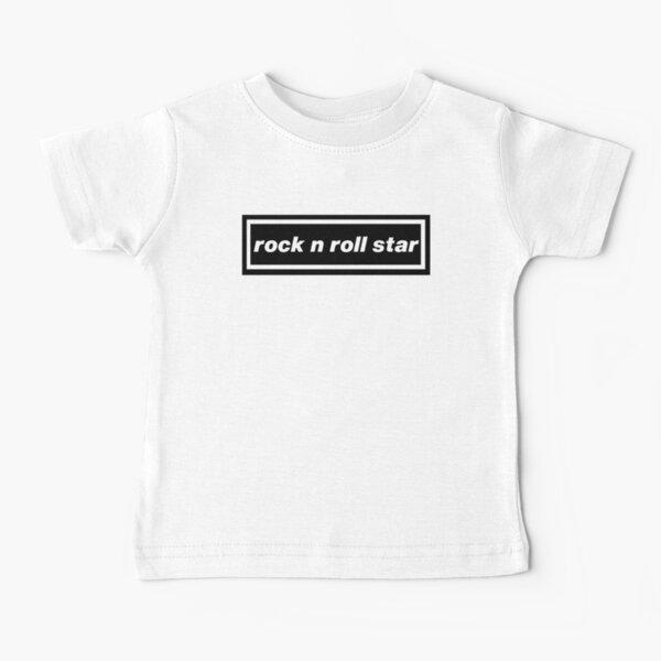 ROCK N ROLL STAR Baby T-Shirt