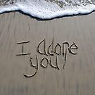 "I Adore You! von Lenora ""Slinky"" Ruybalid"