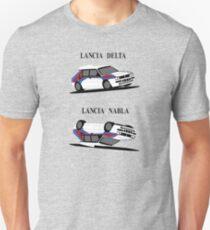 Delta & Nabla T-Shirt