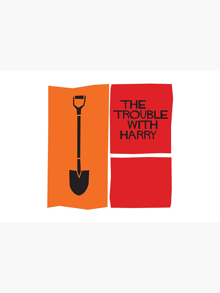 The Trouble With Harry. Hitchcock  by jordisabate