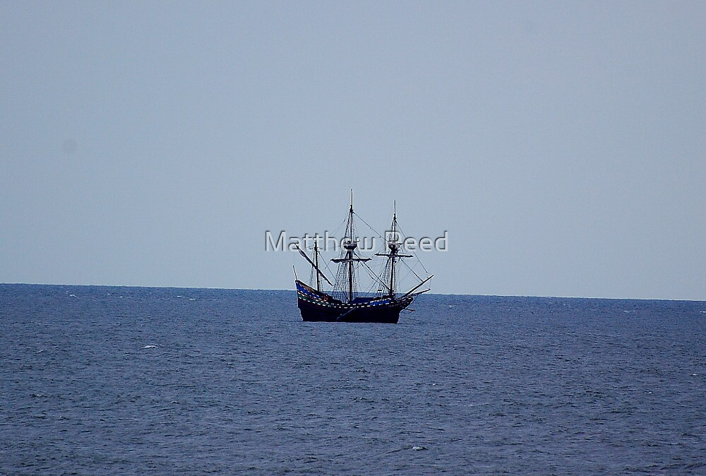 Wanting to set sail by Matthew Reed