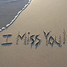 "I Miss You! von Lenora ""Slinky"" Ruybalid"