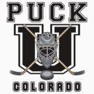 Colorado Hockey by SportsT-Shirts