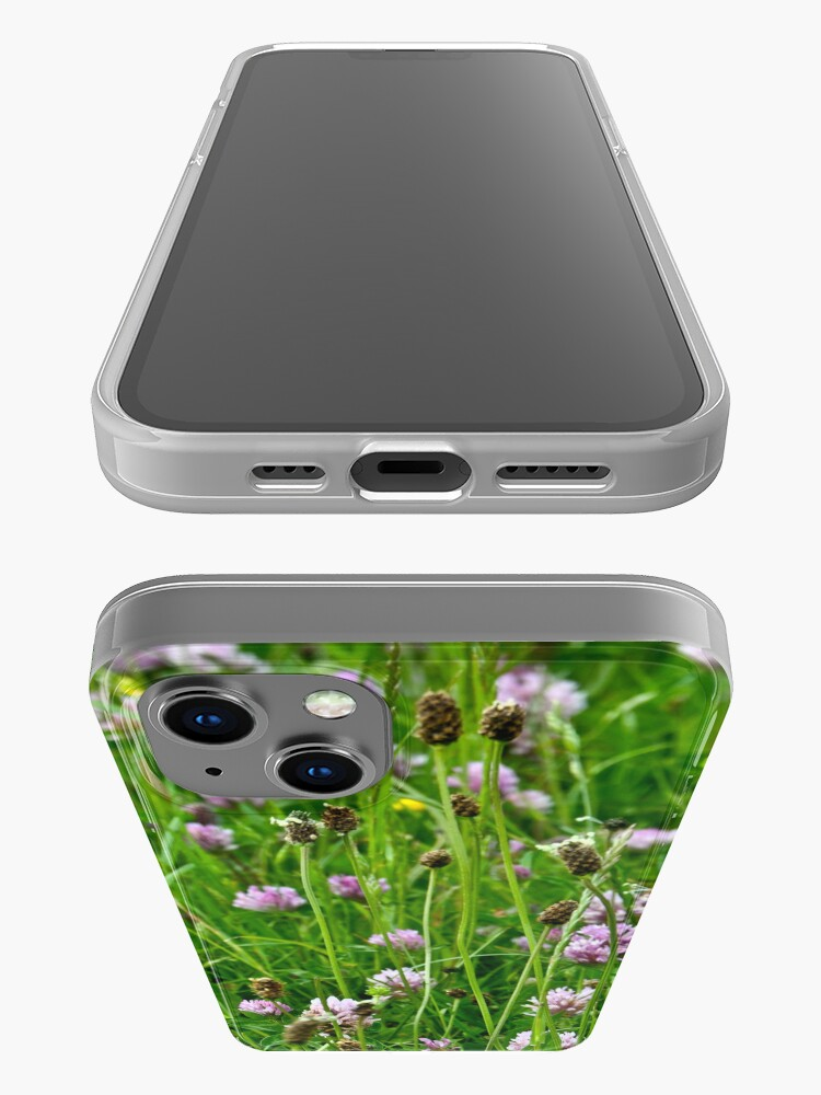 Alternate view of Fields iPhone Case