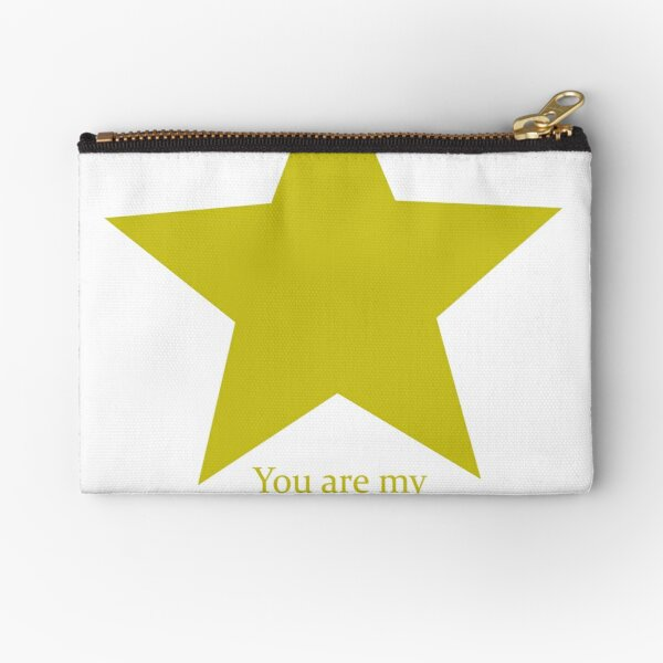 You are my shooting star Zipper Pouch