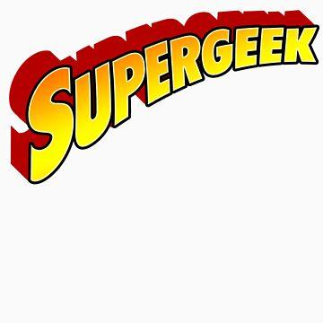 SUPERGEEK! by shaydeychic