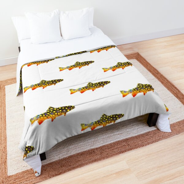 Brook Trout Comforter