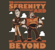Serenity and Beyond | Unisex T-Shirt