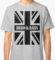 DRUM AND BASS UK Classic T-Shirt