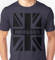 DRUM AND BASS UK Unisex T-Shirt