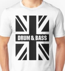 DRUM AND BASS UK T-Shirt
