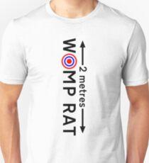 how big is a womp rat? T-Shirt
