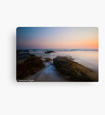 Earth & Ocean Canvas Print