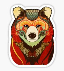 The Bear Sticker