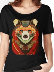 The Bear Women's Relaxed Fit T-Shirt