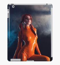 Sexy Science Fiction Girl iPad Case/Skin