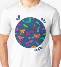 extraordinary sea creatures Unisex T-Shirt