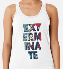 Exterminate Women's Tank Top