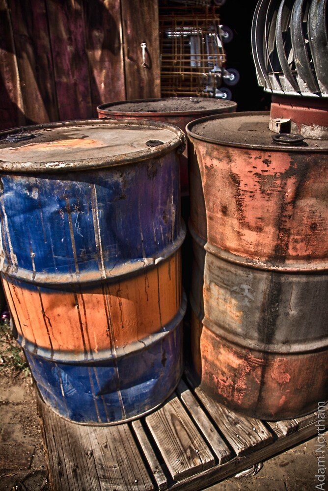 Barrels by anorth7