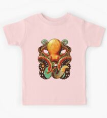 the octopus Kids Clothes