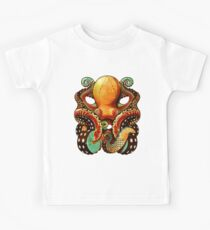 the octopus Kids Tee