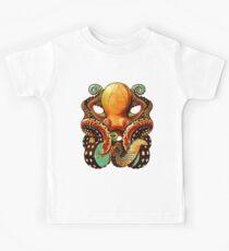 the octopus Kinder T-Shirt