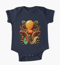 the octopus One Piece - Short Sleeve